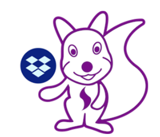 dropbox+squirrel